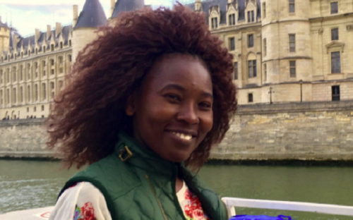 Janet Bolo relocated from Kenya for an MBA at Aston. Now, she's a manager at EY in the UK