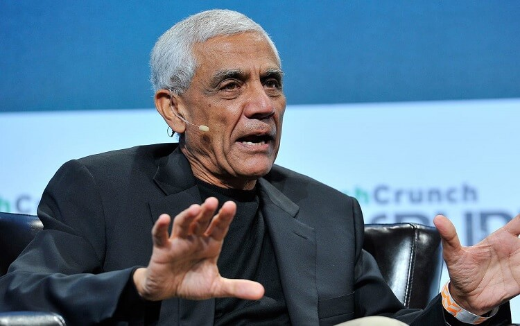 Vinod Khosla is a tech entrepreneur and venture capitalist. After graduating from Stanford GSB, he co-founded Microsystems