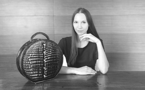 Dora Tokai started her eponymous high-fashion brand during an MBA at IUM