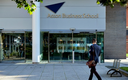 Aston MBA graduate Alexander Bill works as a general manager at Alstom Power