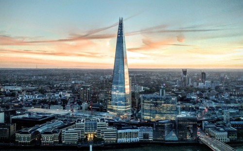Warwick Business School's Executive MBA is taught in the Shard, London