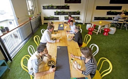 A Hub Of An Idea: IE MBA Brad Krauskopf runs a co-working start-up in Australia
