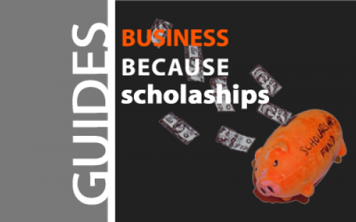 Are you making the most of the scholarships on offer?