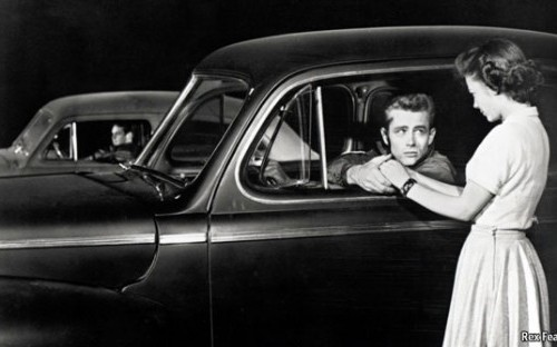 "Want a job in private equity? Take a hint from James Dean's ""chickie run"" game in the movie Rebel Without A Cause"