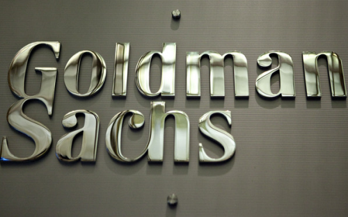 Goldman Sachs ranked no 1 after taking silver the year before