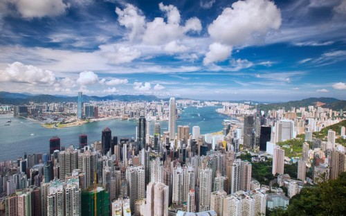 Hong Kong benefits from great connections to mainland China and elsewhere in Asia