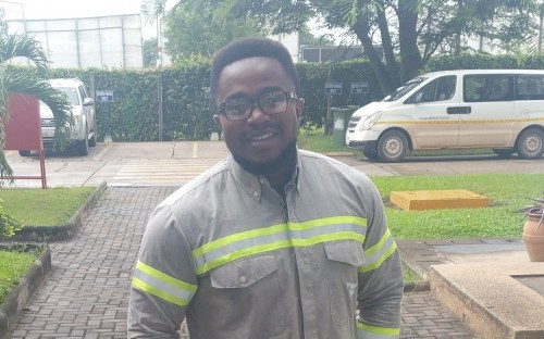 Olajide wants to make a social impact in his career
