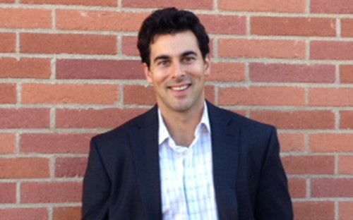 Alex Valente, President of the Real Estate Club at UCLA: Anderson