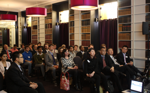 Four of Asia's top business schools spoke at a BusinessBecause event in central London
