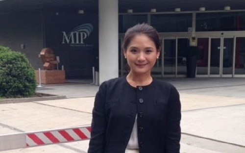 Lily Wang is a full-time MBA student at Italy's MIP Politecnico di Milano