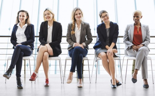 ©RawPixel Ltd.—Progress shouldn't be confined to a small and already privileged group of women