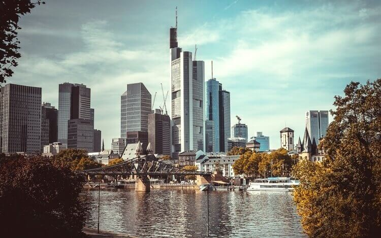 Frankfurt is growing in importance as a finance hub with Brexit on the horizon