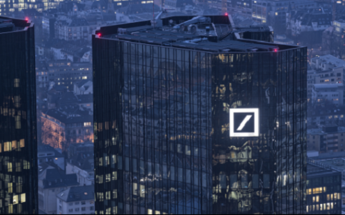 © AM-C — Deutsche is banking on big data