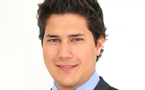 David Saravia, an MBA student at MIP Politecnico di Milano, wants to drive the automotive sector