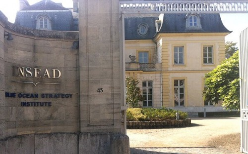 Innocent tradition or bullying? INSEAD's MBA welcome week has been cancelled after 35 years