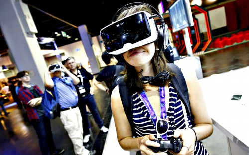 Despite the high cost universities are planning to trial more VR devices in 2017