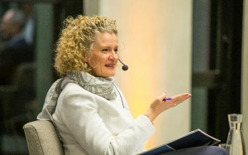 Barbara is dean at WU Executive Academy, based in Vienna, Austria