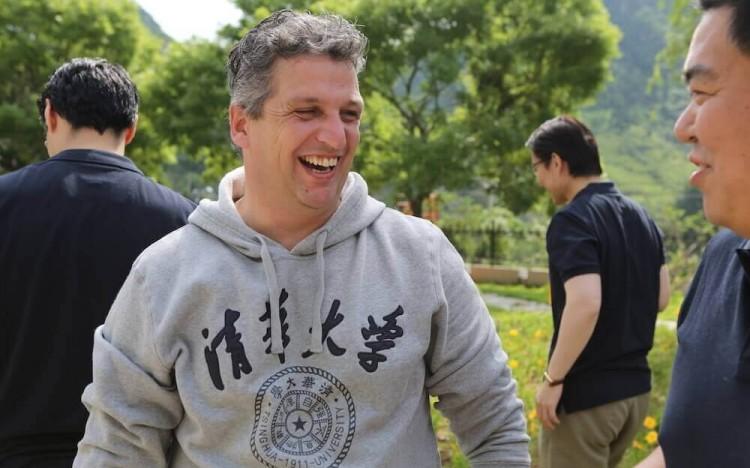 Wim enjoyed his time on the Tsinghua-INSEAD EMBA (TIEMBA)