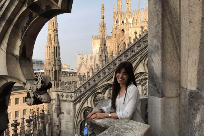 Celia Iordache graduated from LSE in 2018 having completed her CEMS exchange at SDA Bocconi in Milan
