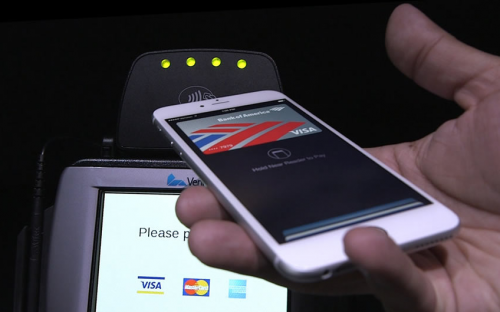 Apple Pay has spurred the contest between traditional players and tech groups