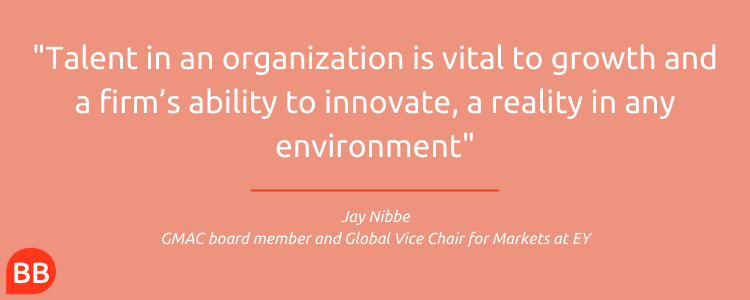 Jay Nibbe on the value of MBA talent to organizations today