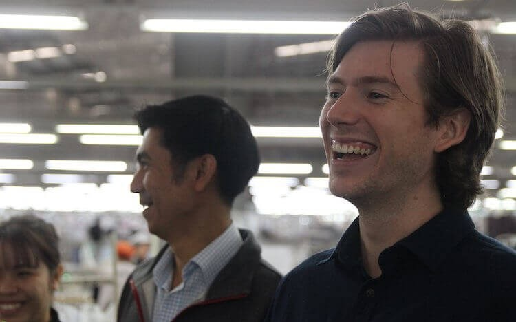Benjamin Archangeli found success and happiness after establishing his career in Vietnam