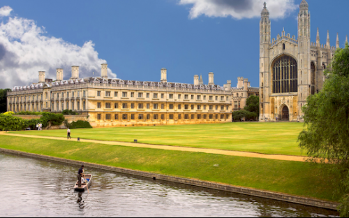 Judge Business School, University of Cambridge MBAs pay £51,000 and earn $164,741