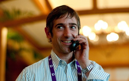 Mark Pincus founded Zynga in 2007 aged 41. He's now worth around $1.8 billion