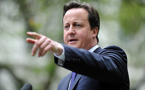 David Cameron has faced criticism for pigging around at Oxford University