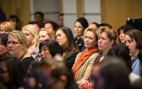The confidence to pursue an MBA is a key factor of the rise of women in business