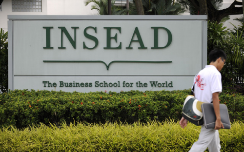 A key factor driving INSEAD's success is international culture and a diverse alumni network