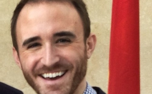 IE MBA Andrew Lutjens has enjoyed the open-mindedness and diversity of a European MBA