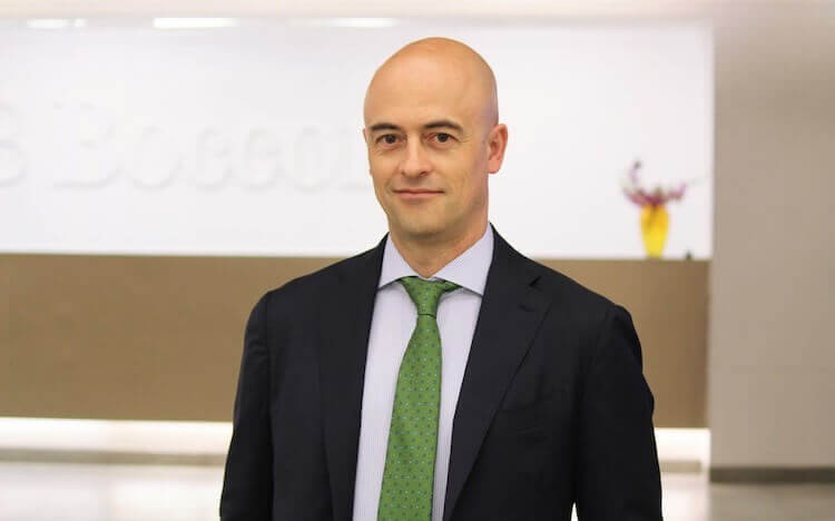 SDA Bocconi Asia Center Dean David Bardolet sees India as the future of the business world