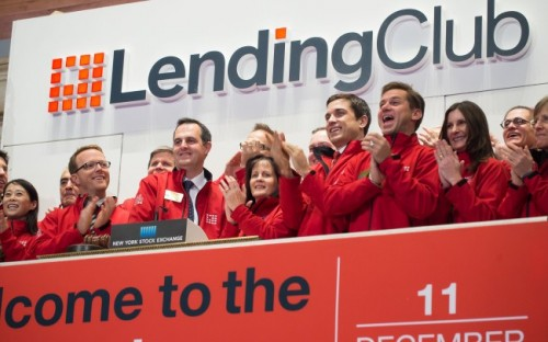 Renaud Laplanche is the founder and chief executive of Lending Club, a marketplace lender