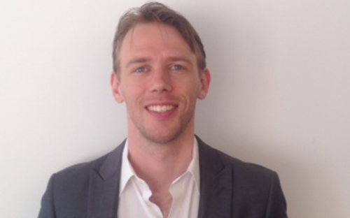 Start-up Founder: Christian Lovborg is studying an MBA at IESE Business School