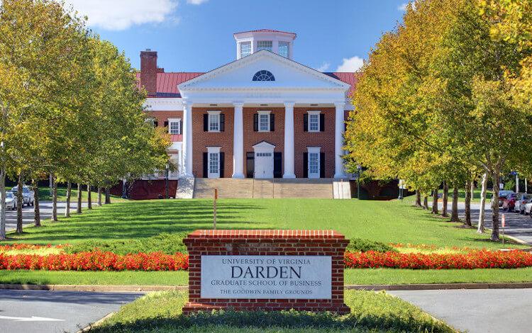 UVA darden ranks 17th for mba salary