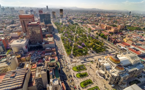 © jkraft5 – Mexico City offers MBA students a career update