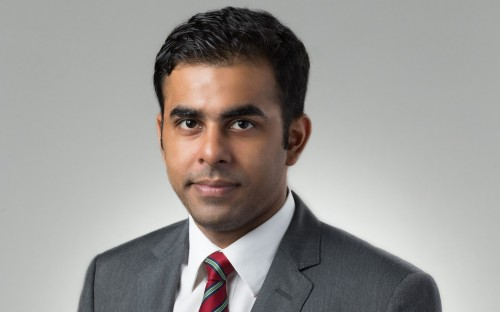 Varun Magoon is nearing the end of his studies at Hong Kong's CUHK Business School