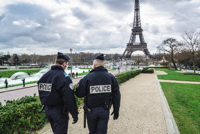 ©Flory—25% of applicants surveyed were concerned by the threat of terrorism in France