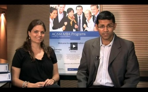 Mahesh Muralidhar and Arian Guell Torres send out a welcome message