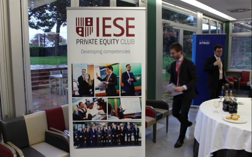 IPEC is a competition that simulates a real-life private equity transaction