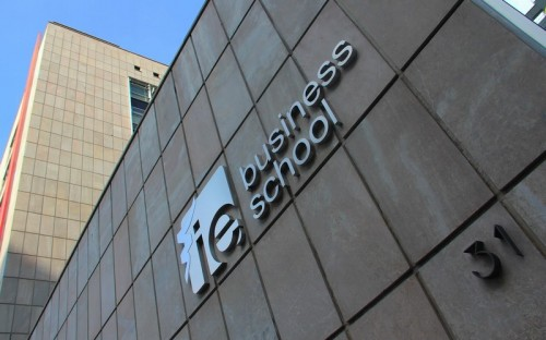 Most MBAs at Spain's IE Business School earn over $160,000 three years after graduation