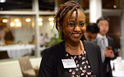 Temitope Adeola wants to promote intrapreneurship in companies in Nigeria