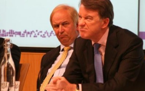 Lord Mandelson: enterprize economy is today's equivalent of eighteenth century roads and canals