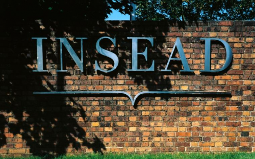 INSEAD is recognized for a one-year program, and a strong international culture