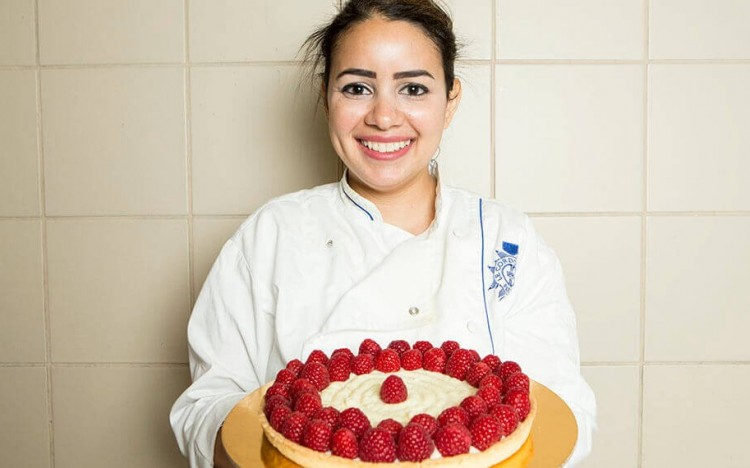 After an MBA from IESE Business School, Amna is about to launch her own bakery in Saudi Arabia