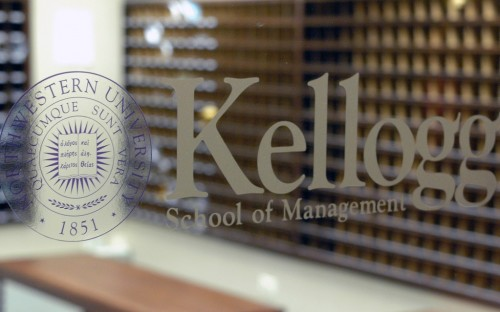 Kellogg is among a minority of top-ranked US business schools to offer a one-year MBA