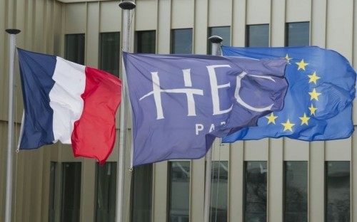 If you want a career in fashion, France's HEC Paris might be the place for your MBA