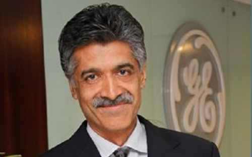 Vishal Wanchoo is Vice President, Commercial Growth Leader in GE's Global Growth Organization