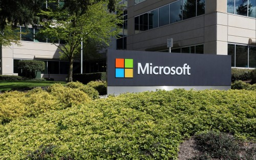 Microsoft is just one of the big tech companies offering MBA opportunities in Ireland